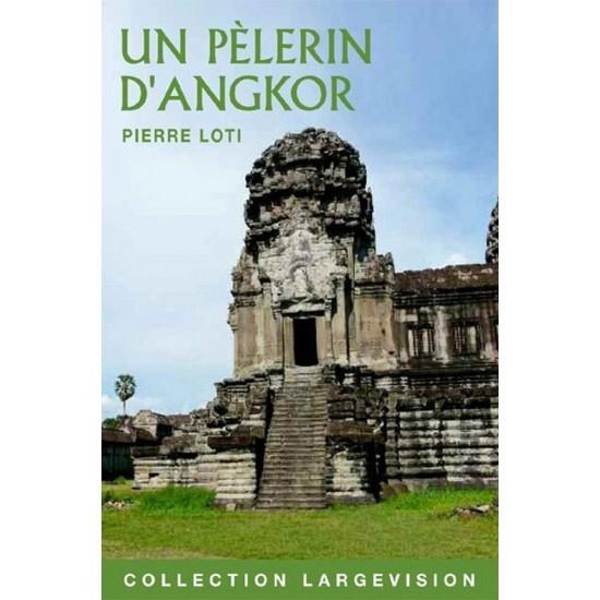 Un pèlerin d'Angkor