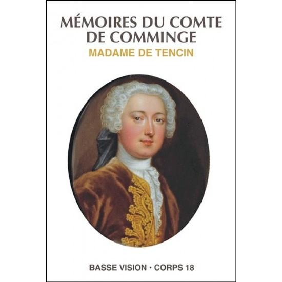 Mémoires du comte de Comminge
