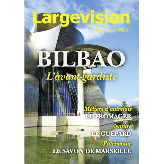 Bilbao, livres gros caractères